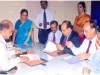 Signing of MoU with RBI